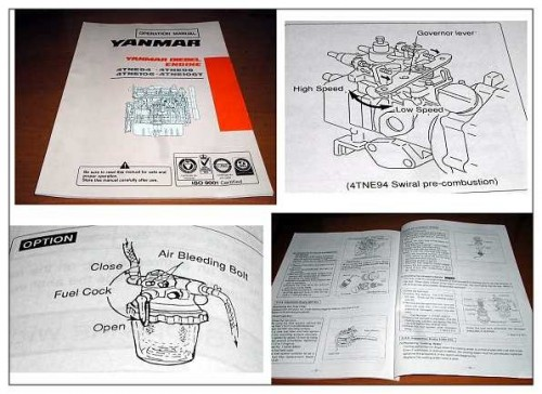 operation and maintenance manual format