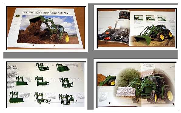 John-Deere-6300-Traktor-mit-640A-Frontlader-Prospekt