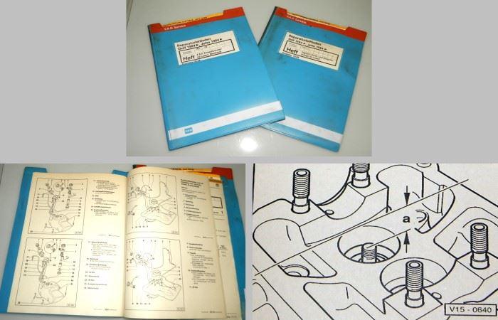 reparaturleitfaden vw golf 2 g60 rallye motor mechanik g. Black Bedroom Furniture Sets. Home Design Ideas