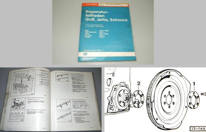 reparatur werkstatthandbuch vw golf 1 scirocco. Black Bedroom Furniture Sets. Home Design Ideas