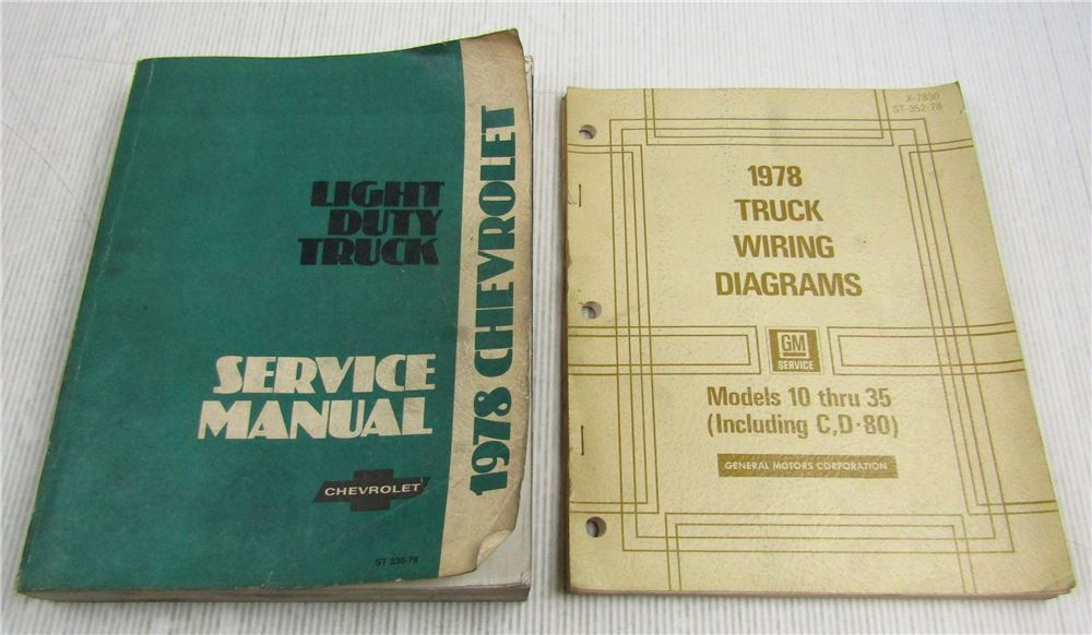 Service Manual Chevrolet Blazer Jimmy Hicube Suburban
