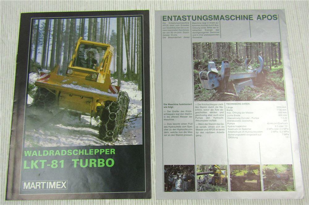 1400 VV selbstfahrende Spritzen Prospekte 9213 2204 TURBO VERMANDE 4WD