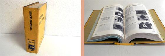 Shop Manual Komatsu PC200-3 PC210-3 PC220-3 PC240-3 Werkstatthan