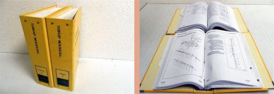 Shop Manual Komatsu WA600-3 Avance Loader Werkstatthandbuch 2005