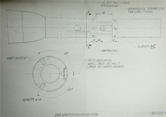 Ford Mustang Mercury Cougar Thunderbird Umrüstung nach StVZO Werkstatthandbuch