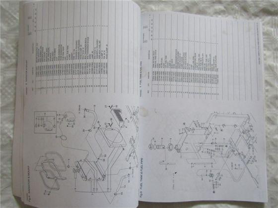 Yanmar C12R-A (EP) Crawler Carrier Spare Parts List Catalog 3/2005
