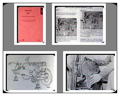 IHC 745S, 844S, 745XL, 844XL, 856XL Reparaturhandbuch
