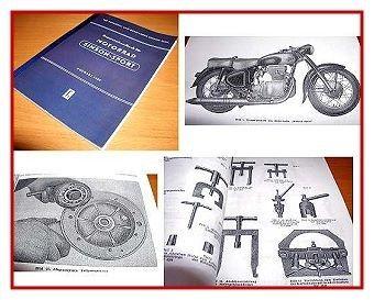 Simson 425 AWO Sport Werkstatthandbuch 1957