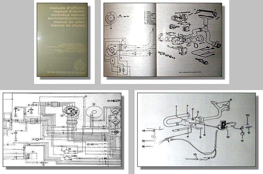 Same Lamborghini Hürlimann Traktoren Werkstatthandbuch ...