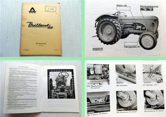 Werkstatthandbuch Hanomag R-Serie