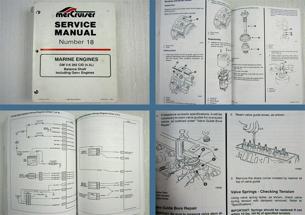 Mercruiser Wiring Diagram on