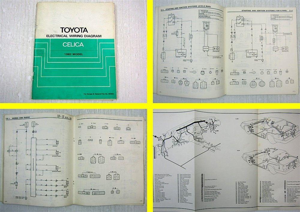 Super Toyota Celica Ra60 61 63 Ta60 Schaltplan Elektrik Wiring Diagram Wiring 101 Louspimsautoservicenl