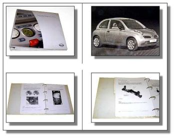 Nissan Micra K12 Produktfortbildung Der neue Micra Technik 2003