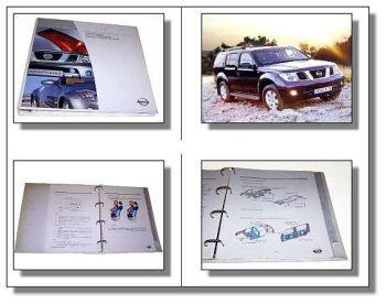 Nissan Pathfinder R51 Produktschulung Technik 2005