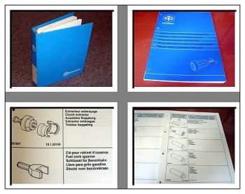 Piaggio NRG Sfera Hexagon Quartz Spezialwerkzeug Katalog 1996