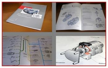 SSP 247 Audi A2 Motor + Getriebe Konstruktion Funktion 2000