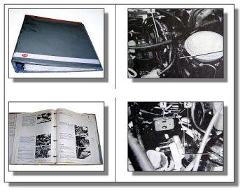 Werkstatthandbuch Audi 80 100 V8 RS2 Cabriolet Coupe Einbauanleitungen 1992
