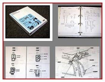 Werkstatthandbuch Ford Mondeo ab Modelljahr 1997-1998 Schaltpläne
