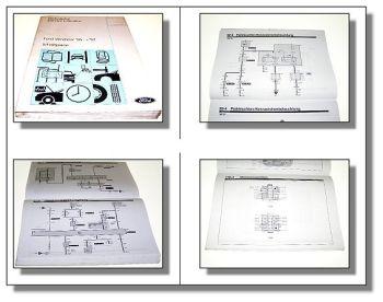 Werkstatthandbuch Ford Windstar Werkstatthandbuch Schaltpläne 19