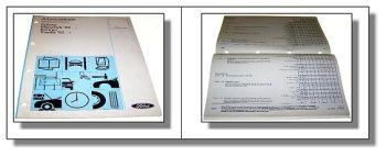 Ford Galaxy Maverick Ranger Transit Arbeitszeitliste