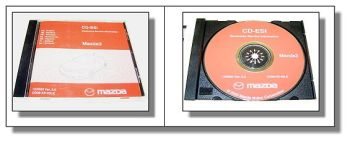 Mazda 3 Mazda3 Workshop Service Manual 12/2003