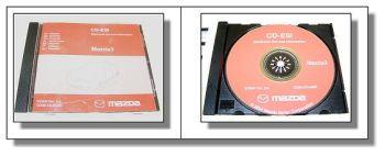 Mazda 3 Mazda3 Workshop Service Manual 2/2004