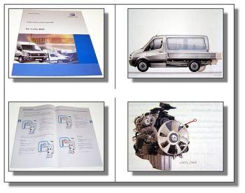 SSP 505 VW Crafter 2012 Schulungshandbuch