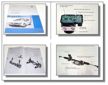 SSP 492 VW Jetta 6 EU Schulungshandbuch Technik 2011 Service Tra