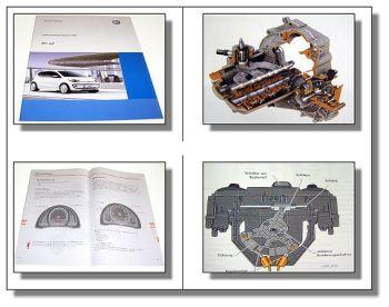 SSP 500 VW up Fahrzeug Vorstellung Schulungshandbuch