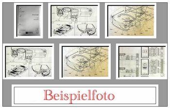 Peugeot Boxer Elektrik Schaltpläne Werkstattbuch 2001 mit Motor DW10-UTD