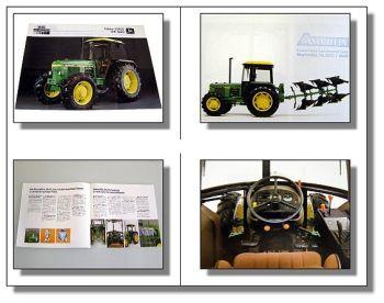 John Deere 2040S X-E  Traktor Schlepper Prospekt 83