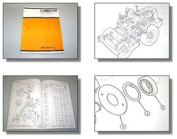 Case Vibromax 1102H  1101HP Walzenzug  Ersatzteilliste
