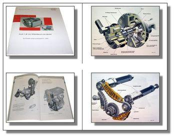 SSP 384 Audi A3 A4 1,8 L 4V TFSI Motor Schulung  Konstruktion Fu