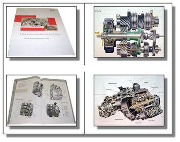 SSP 386 Audi A3 und TT DSG Getriebe 02E S tronic Selbststudienprogramm