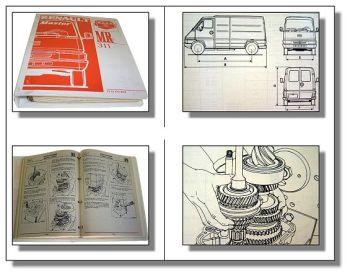 Reparatur Renault Master RXX QXX Werkstatthandbuch Reparaturhandbuch