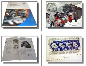 SSP 368 VW Passat 2,0 l BMR BMN TDI Motor Konstruktion Selbststudienprogramm