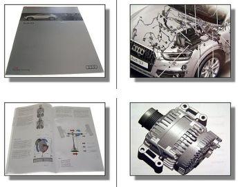 SSP 602 Audi Q3 2,0l TFSI TDI Konstruktion Funktion