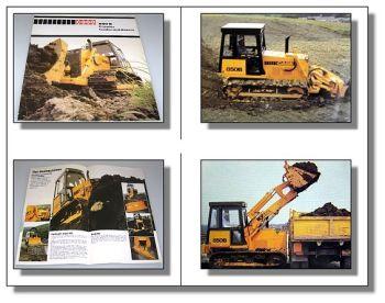 Case 850B Crawler Loader/Dozer Prospekt