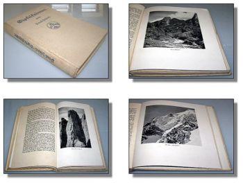 Gipfelfahrten, Paul Hübel 1930