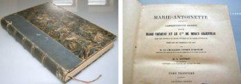 Marie Antoinette Correspondence Secrete Marie Therese