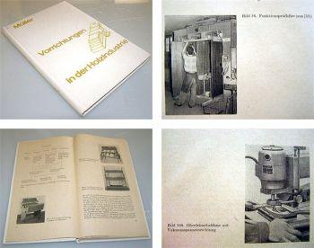 Vorrichtungen in der Holzindustrie Müller 1973