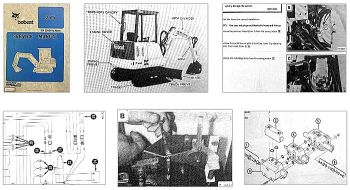 Bobcat 225 Service Manual Werkstatthandbuch