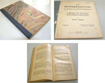 Der Auffsatzunterricht 1925