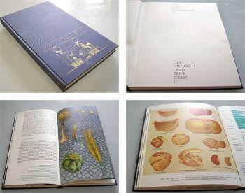 Buch der Gesundheit - Der Mensch und sein Geist 1968