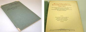 Drei Jahrzehnte deutscher Buchkunst 1890-1920 1922