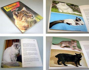 Das neue Katzenbuch - Rassen Aufzucht Pflege, 1993