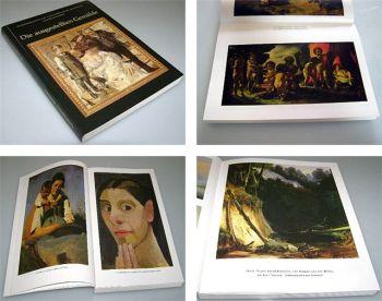 Die ausgestellten Gemälde Landesgalerie Hannover 1989