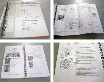 Kramer Allrad 118 Serie 2 Betriebsanleitung 2000 Anleitungen & Handbücher