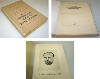 Lehrbuch demokr. Staats- u. Wirtschaftsaufbau 1949