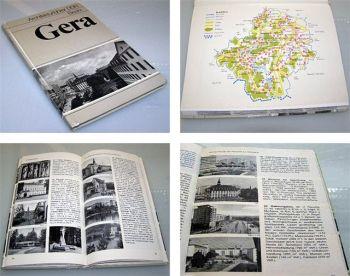 Architekturführer DDR Bezirk Gera 1981